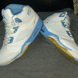 Nike Air Jordan 5 Retro Basketball Shoes Sz 11
